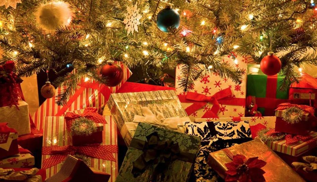 A volte succede facendo l'albero di Natale…