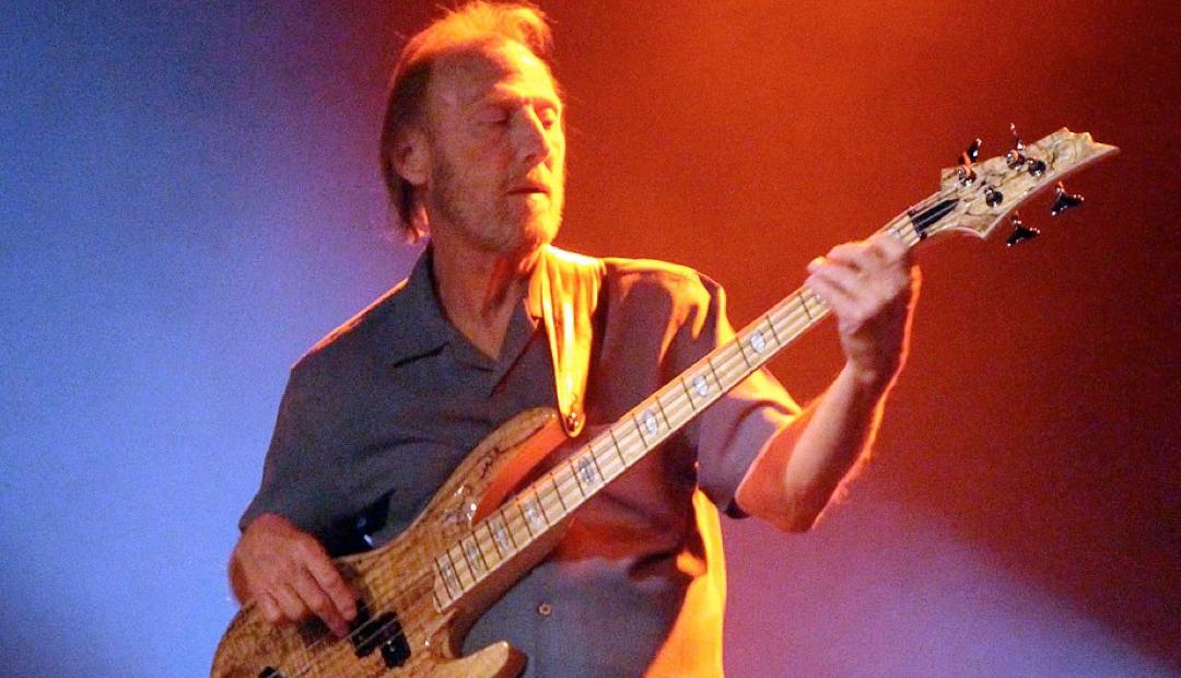 Francis Rocco Prestia: il basso nel funk!