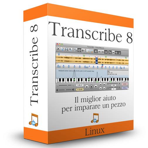 Transcribe 8 Linux