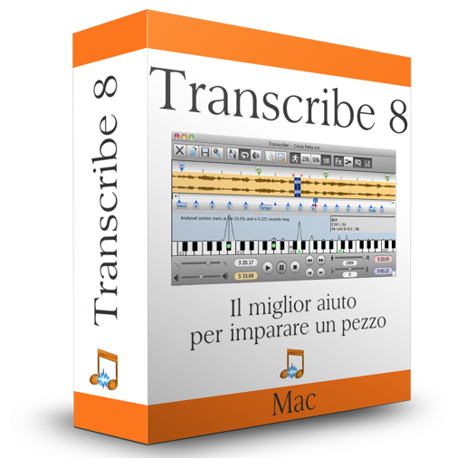 transcribe mac