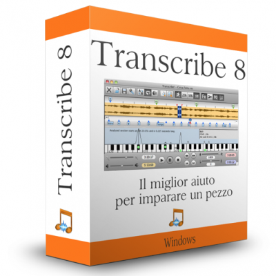 Transcribe 8 Windows