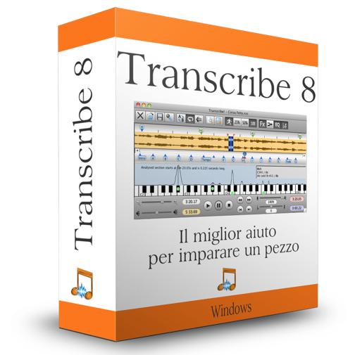 Transcribe 8 Windows