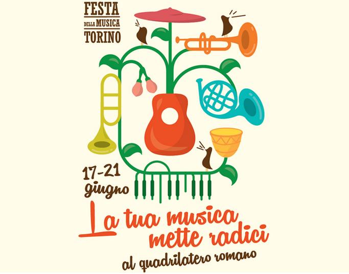Infinite Art alla Festa della Musica di Torino. Scopri Music Pass!