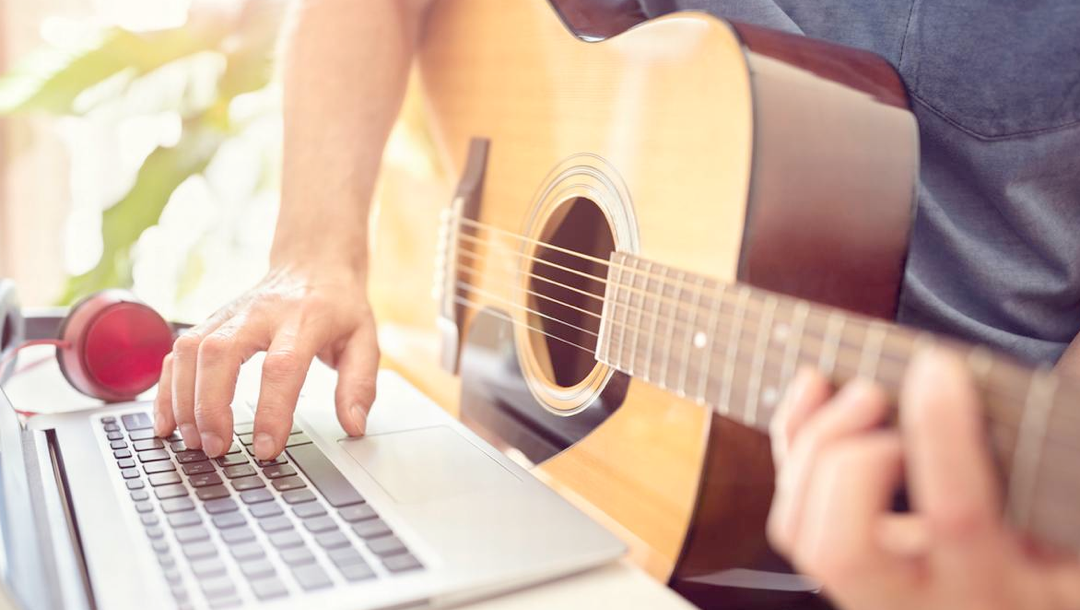 Lezioni di musica via internet