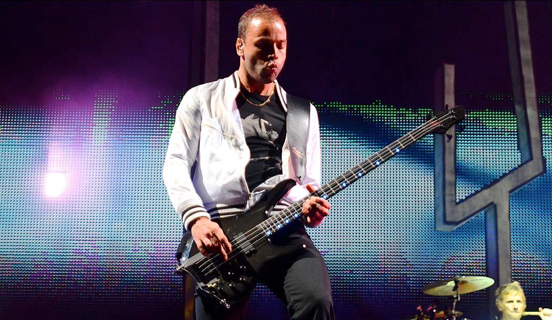 Scopri gli effetti usati da Chris Wolstenholme, bassista dei Muse!